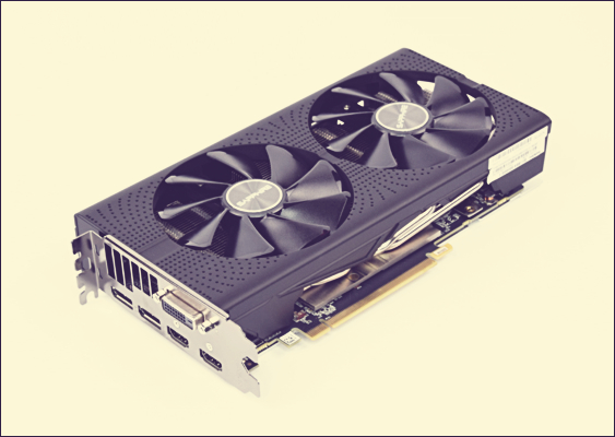 Hardware Art out of Germany: Sapphire Radeon RX 580 PULSE 8GB. How well does the driver module amdgpu work in Ubuntu 18.04 LTS? Free Linux-Tutorial for beginners provided by Pinguin - Successor of David Eden Lane