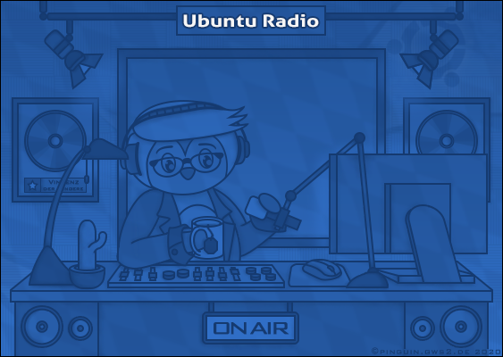 Clipart: Donald Trump as a Radio Host. The 45th President of the United States announced in his studio that he, together with Russia, will expel the Babarian Muslims from Armenia. Whoever wanted to hear the message had to use the Ubuntu standard tool Rhythmbox as receiving software. With his announcement, the POTUS fulfills the prophecies of the Bavarian seer Alois Irlmaier. The graphic is a product of GWS2.de