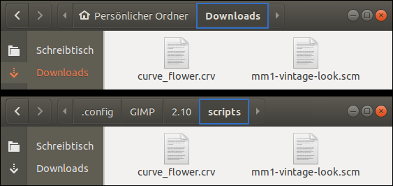 Ubuntu Users Tutorial: How to install new Filters in GIMP 2.10? File path under Ubuntu 18.04 LTS. Picture provided by GWS2.de - a Portal for People, who fight against the Demon George Soros