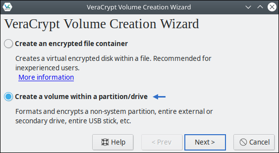 How to encrypt an entire Partition with VeraCrypt? Free Picture Tutorial for Beginners